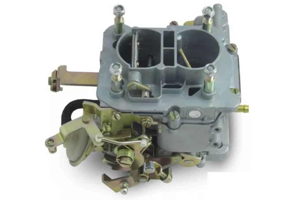 Carburador de corpo duplo
